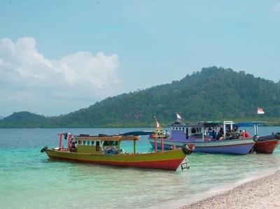 Indahnya Destinasi Wisata di Lampung dalam Foto