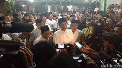 Ini yang Didiskusikan Jokowi dengan Pengasuh PP Girikusumo