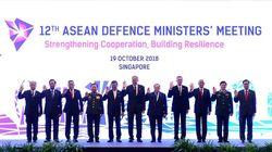 Ryamizard Hadiri Pertemuan Menteri Pertahanan Se-ASEAN di Singapura