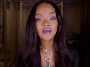Valentine, Rihanna Rilis Koleksi Makeup Baru