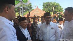 Bertemu Ribuan Warga Bangkalan, Kiai Maruf: Saya Keturunan Madura
