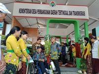 Inovasi Karya Desa Dipamerkan di GWK Bali