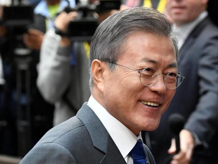 Moon Jae in. Foto: Dok. REUTERS/Piroschka