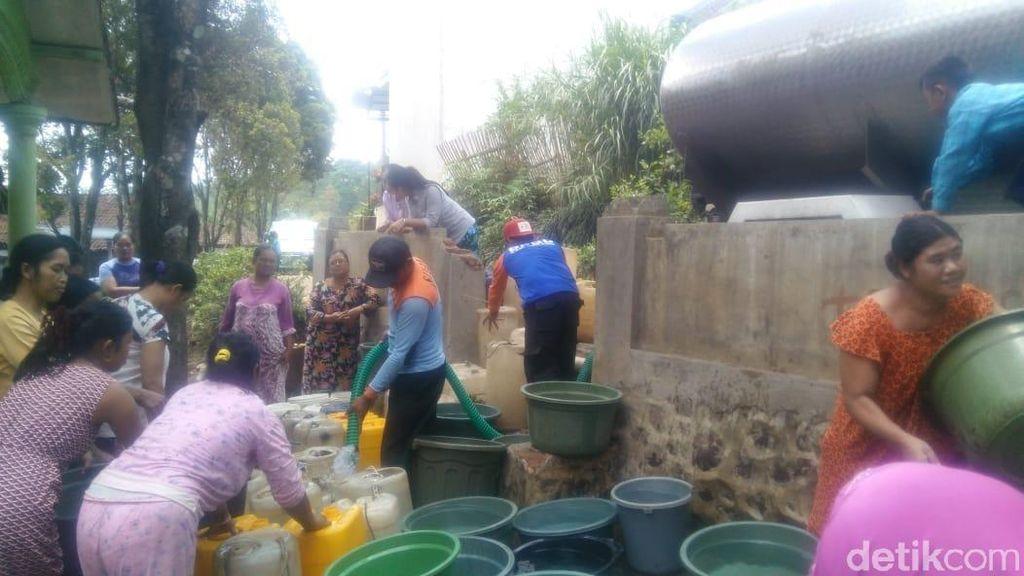 7 Desa di 9 Kecamatan di Kabupaten Malang Kesulitan Air Bersih