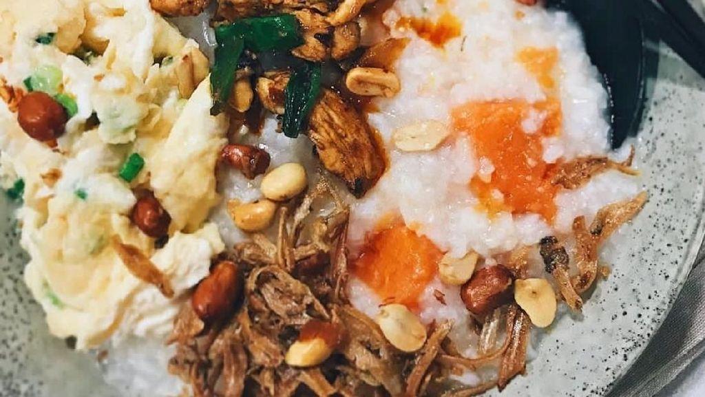 Jumat Pagi Paling Nyaman Sarapan Bubur Asia yang Lembut Hangat