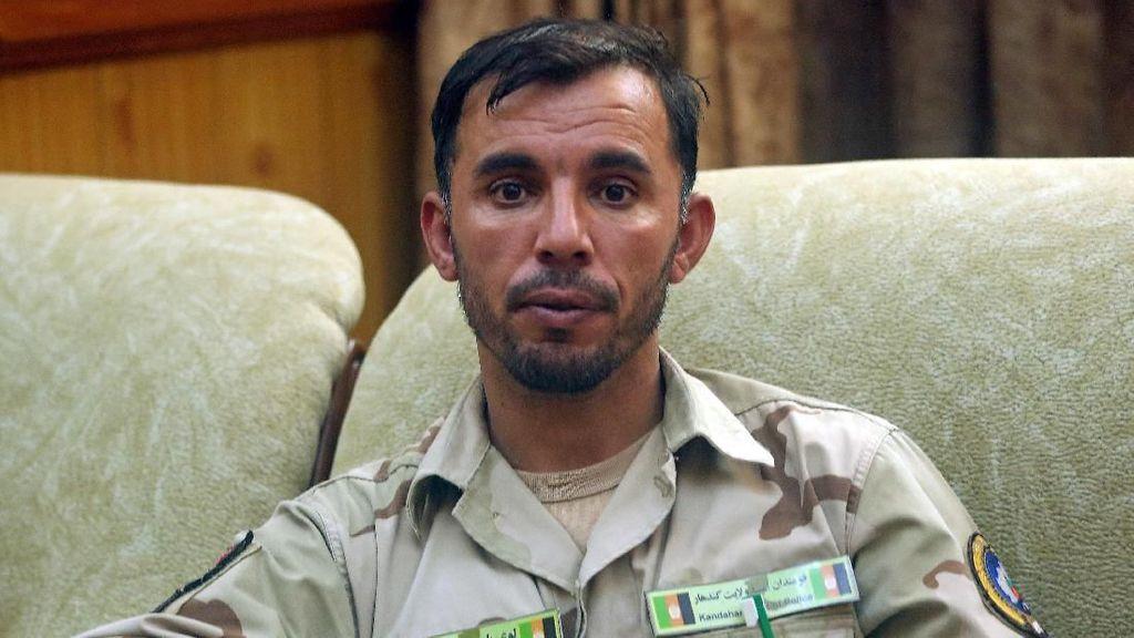 Jenderal Terkenal Afghanistan Tewas Usai Bertemu Jenderal AS