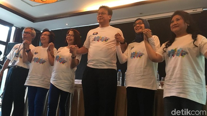 Konferensi pers Asean Autism Games (AAG) 2018. Foto: Frieda Isyana Putri