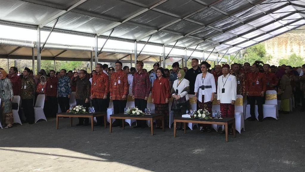 Jokowi Hadiri Temu Karya Nasional 2018 di GWK Bali