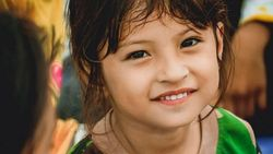 Video Tegarnya Jihan, Bocah Korban Gempa Sulteng