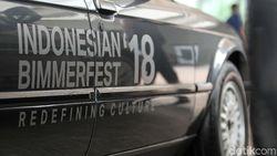 Lebaran Pengguna BMW Indonesia di Semarang