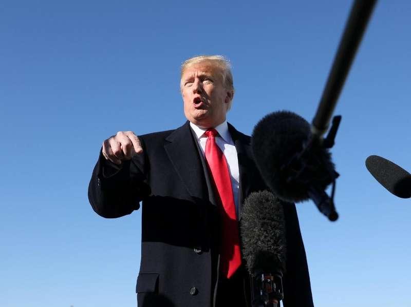 Trump Tepis Kabar Ada 20 Pangkalan Rudal Tersembunyi di Korut