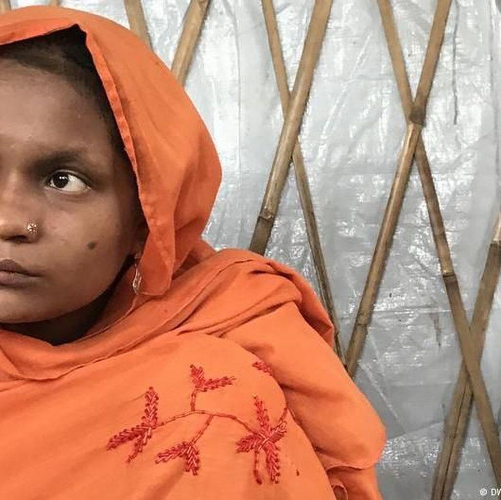 Kisah Pilu Fatima, Perempuan Rohingya yang Diperkosa Massal