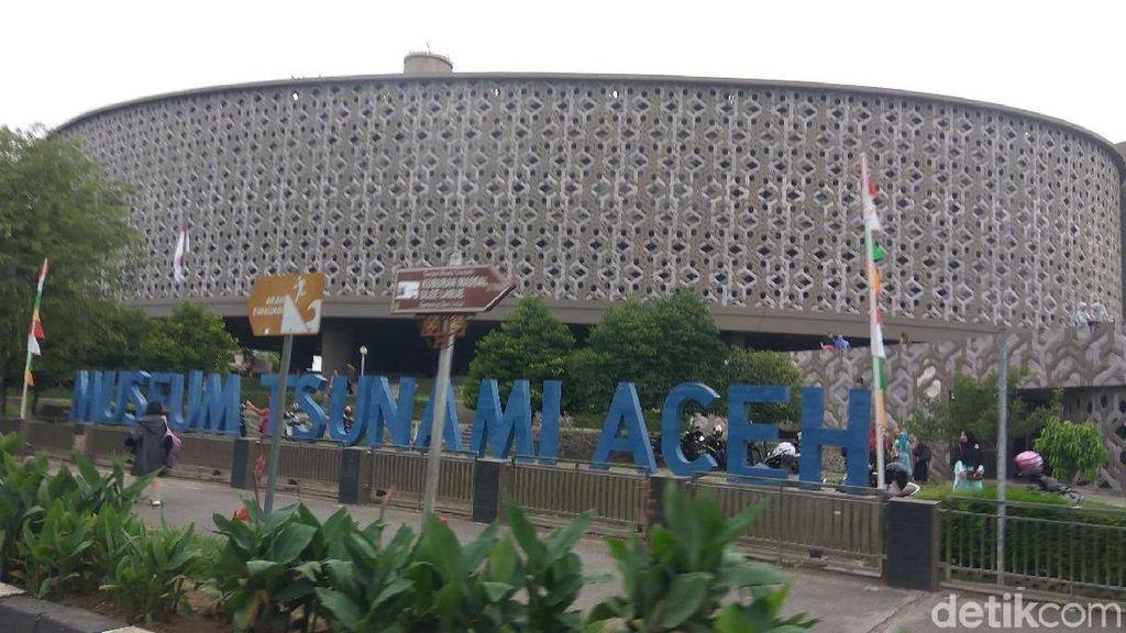 Kini Masuk Museum Tsunami Aceh Akan Dikenakan Biaya