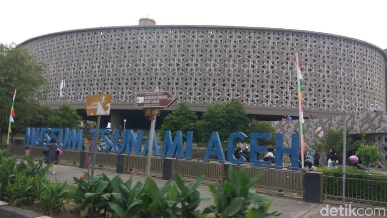 Museum Tsunami di Banda Aceh (Agus Setyadi/detikTravel)