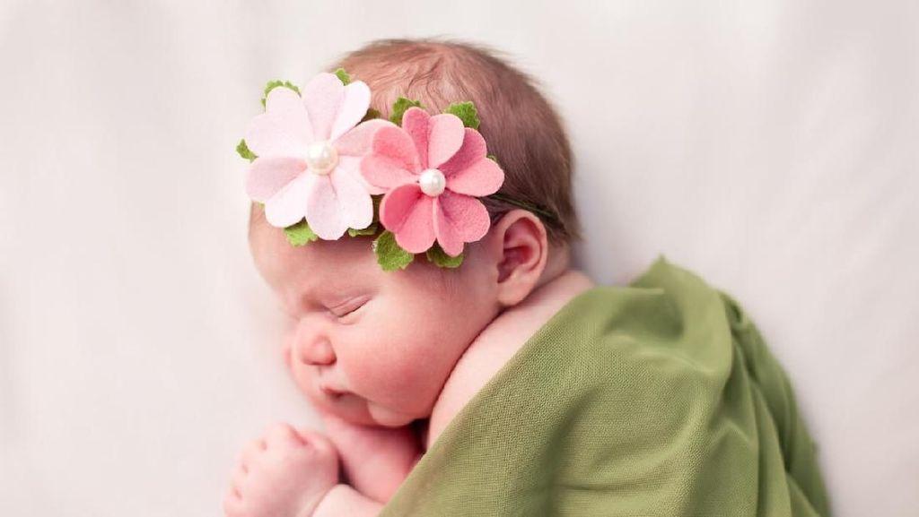 10 Nama Bayi Perempuan Populer Sepanjang Tahun 2018