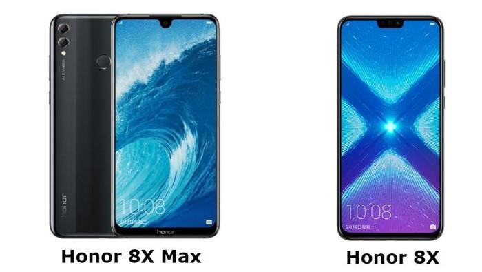 Terkait Indonesia, Honor 8X Max dan Honor 8X beda nasib (Foto: dok: Honor)