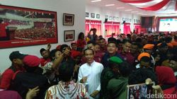 Jokowi Waspadai 4 Isu ini Jelang Pilpres 2019