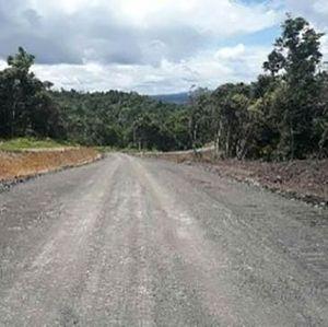 Periode 2015-2018, Jalan Trans Papua Tembus 908 Km