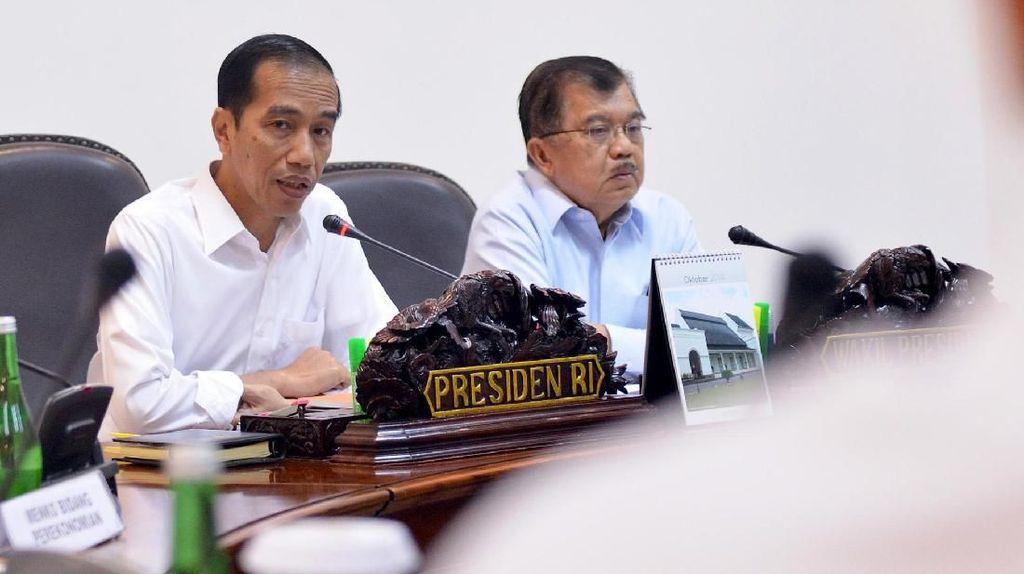 Jokowi Ingin Menterinya Tak Buru-buru Susun RUU Pertanahan