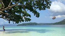 Tempat Ngopi Asyik di Raja Ampat, Ya Pantai Friwen