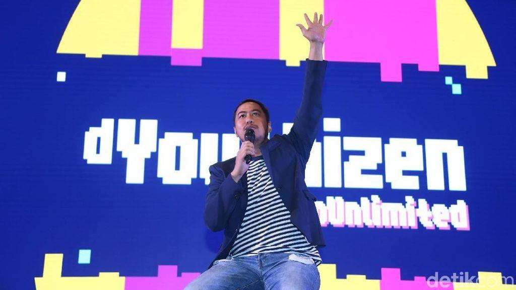 Pandji: Mau Jadi YouTuber? Jangan Incar Tenarnya!