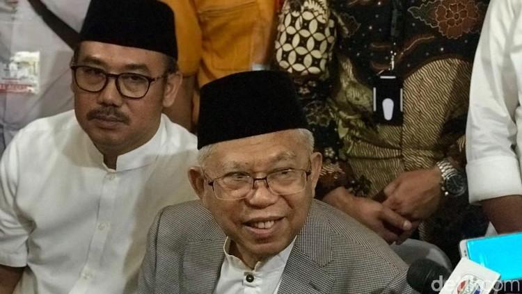 Maruf Amin: Jokowi Pantas Masuk 50 Muslim Paling Berpengaruh