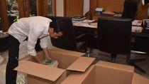 Jokowi Kenang Pindahan dari Balai Kota ke Istana 4 Tahun Lalu
