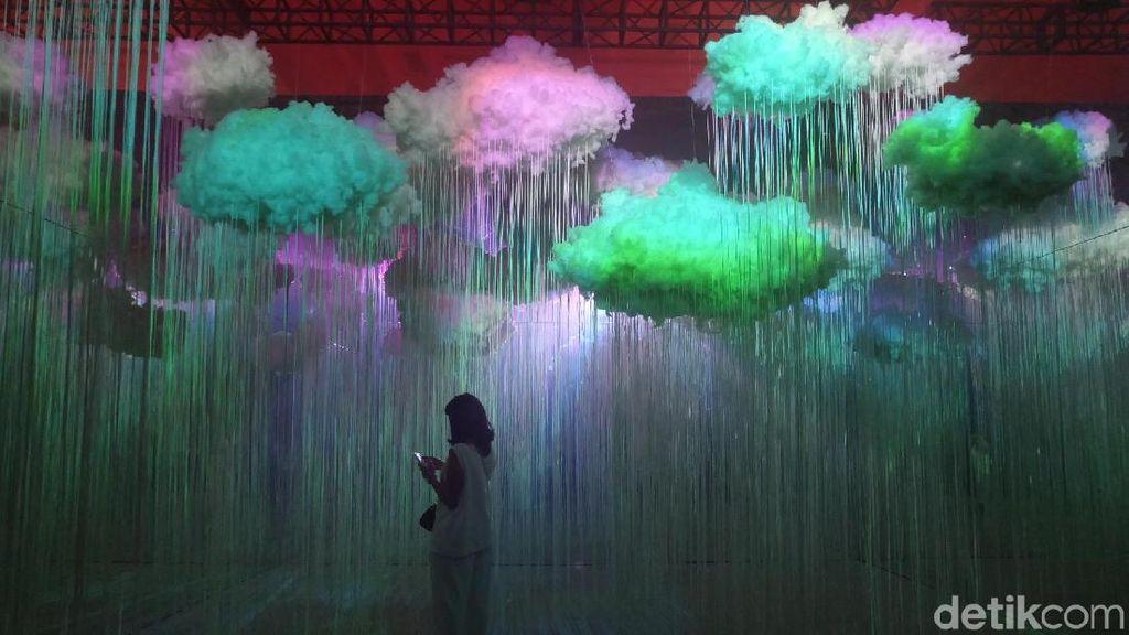 Menikmati Seni dan Teknologi di Festival Wave of Tomorrow