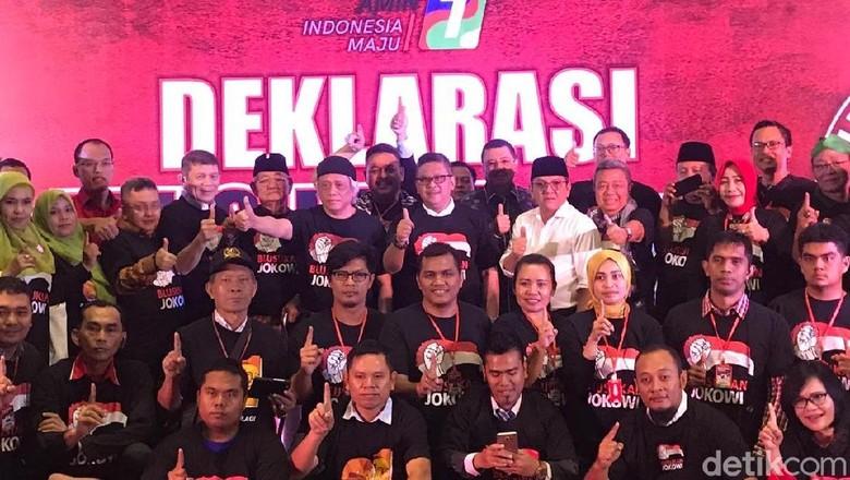 Timses Jokowi Targetkan Raih 70% Suara di Sumut