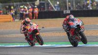 Free Practice III MotoGP Jepang: Dovizioso Kembali Tercepat, Marquez Keempat