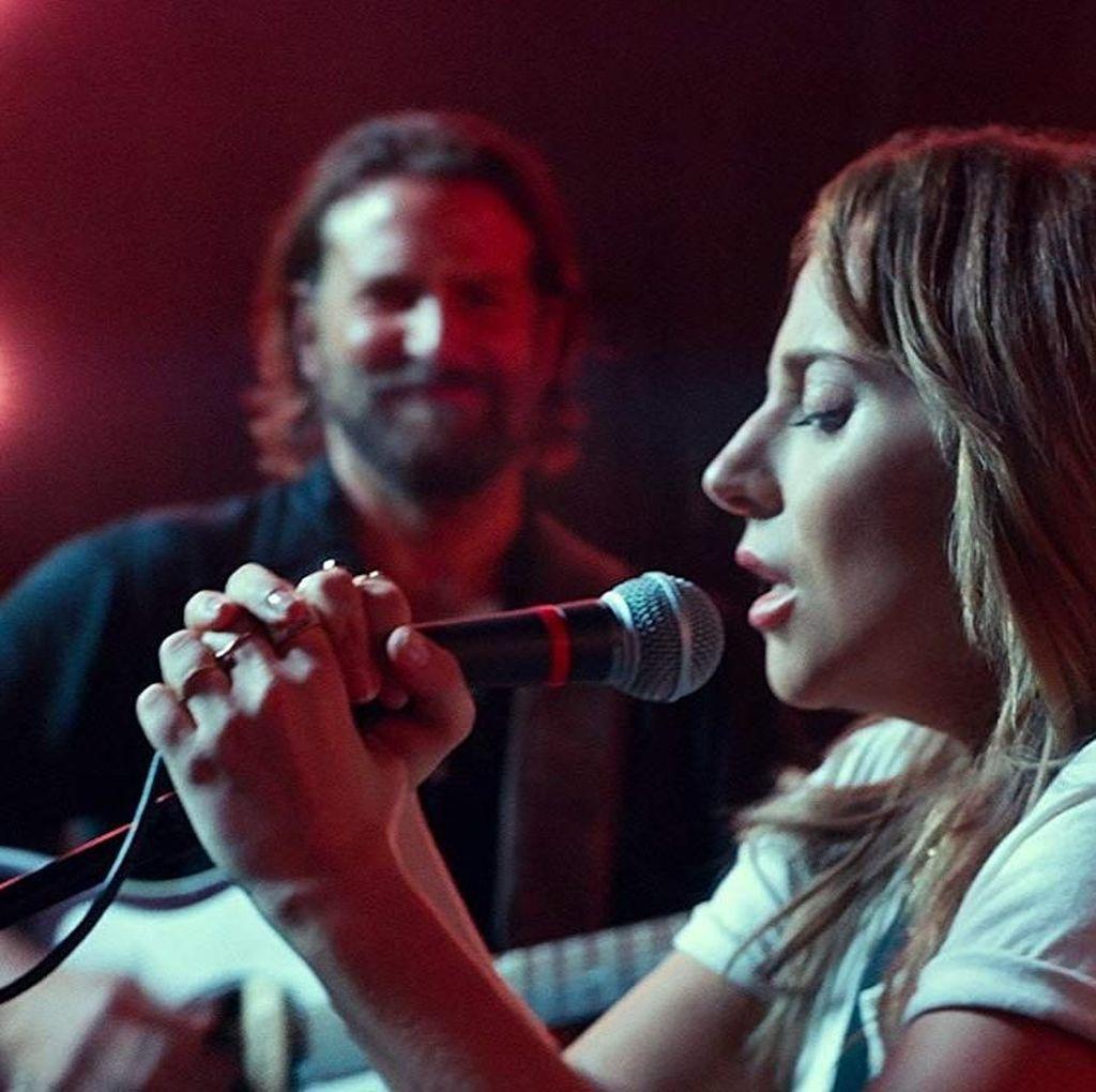 Bersinar di A Star is Born, Lady Gaga Diragukan Clint Eastwood