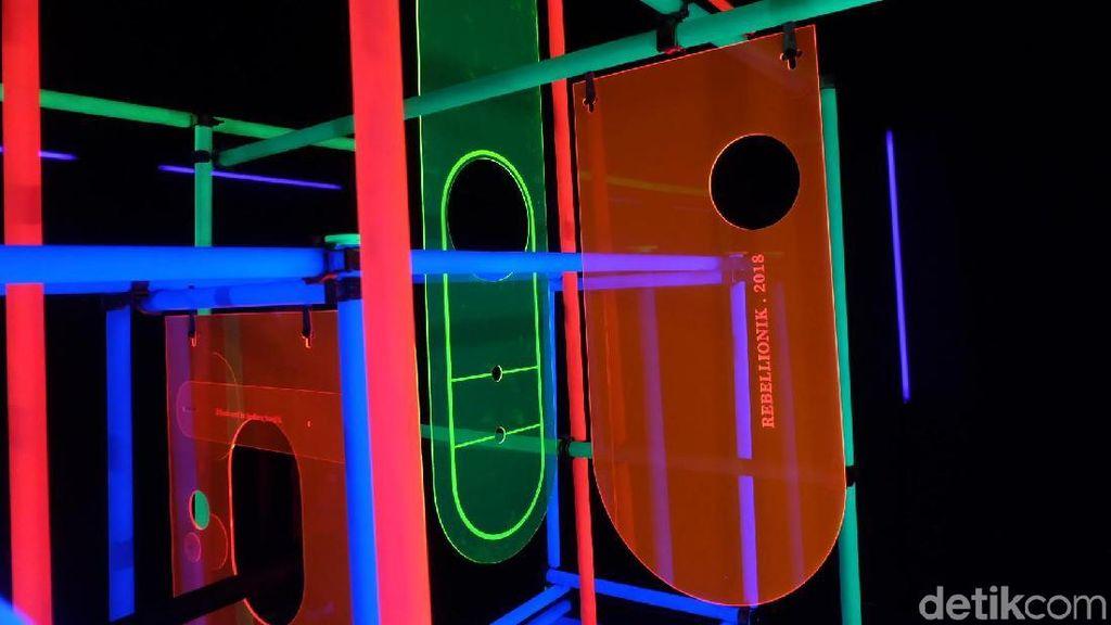 Ingin Rasakan Sensasi dengan Ultraviolet? Yuk, ke Wave of Tomorrow