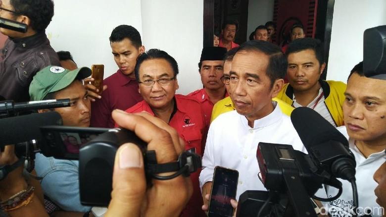 Jokowi Targetkan Jateng Sumbang 82 % Suara Untuknya