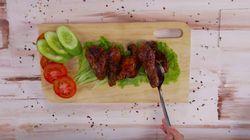 Resep Ayam Bakar Bumbu Belacan