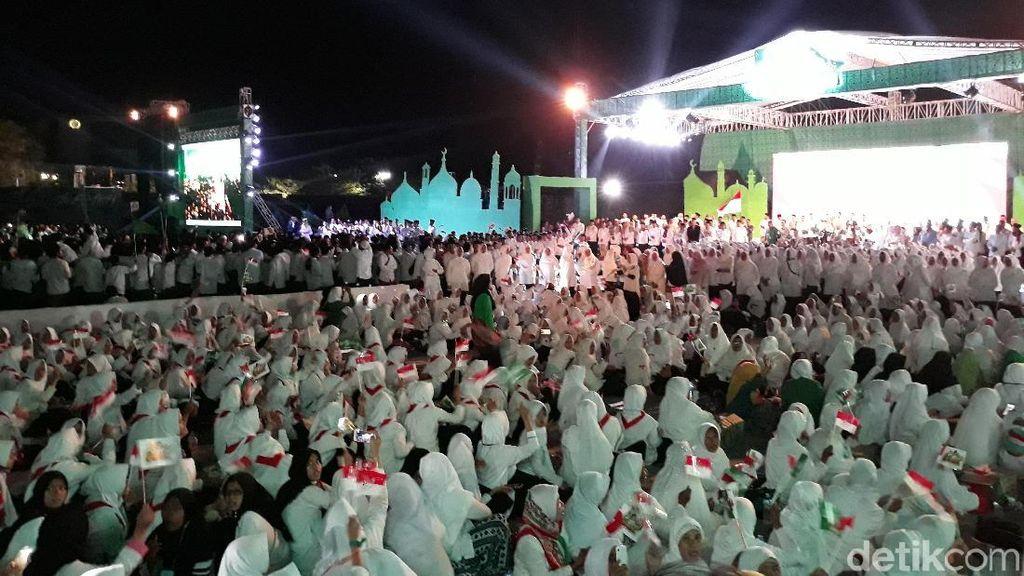 Jokowi Janji Bikin 1.000 Balai Latihan Kerja di Pesantren