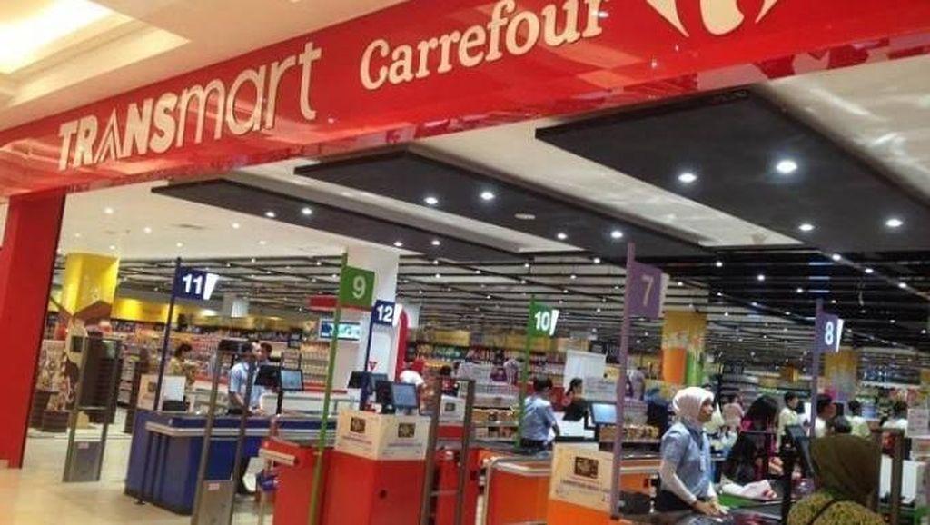 Cerita CEO Transmart: Tetap Buka Bantu Pengungsi Pasca Gempa