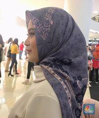 Hijab Anti-air Dirilis di Jakarta Fashion Week 2019
