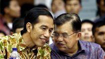 4 Tahun Jokowi-JK, Yuk Lihat Kemesraan Mereka