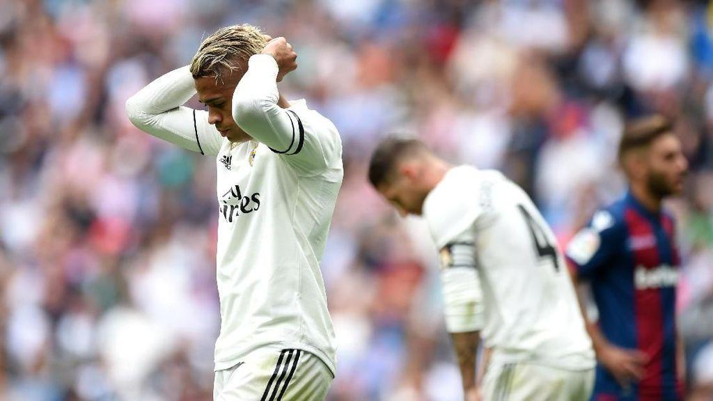 Jarang Terjadi, Madrid di Luar Zona Eropa Klasemen Liga Spanyol