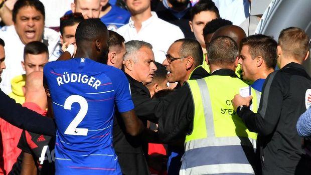 Mourinho Berpeluang Kembali Latih Chelsea
