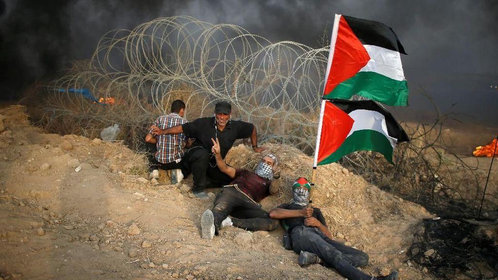 Serangan Israel Tewaskan Tentara Hamas di Gaza