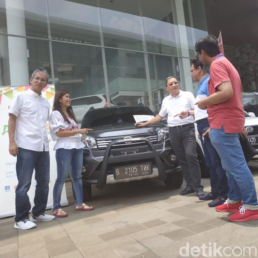 Daihatsu Adakan Program Trade In Mobil