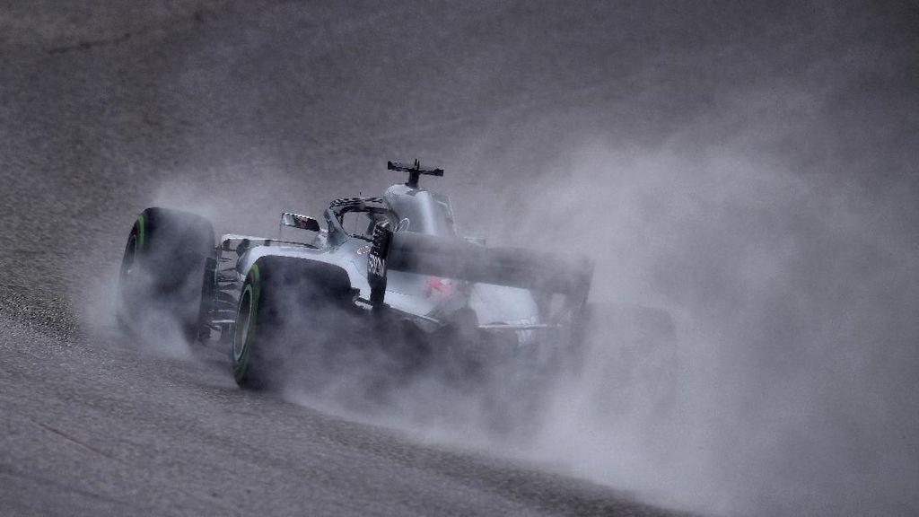 Free Practice II GP AS: Hamilton Masih Memimpin