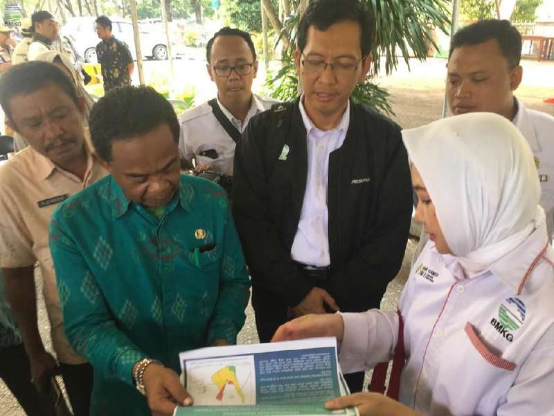 Rawan Bencana, BMKG Dorong Sulteng Revisi Tata Ruang Wilayah