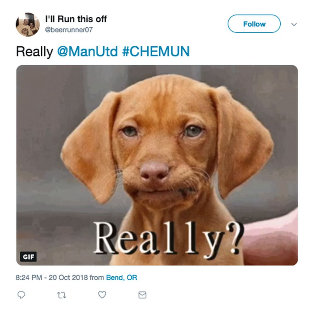Chelsea vs MU Seru, Ramai Meme-meme Lucu