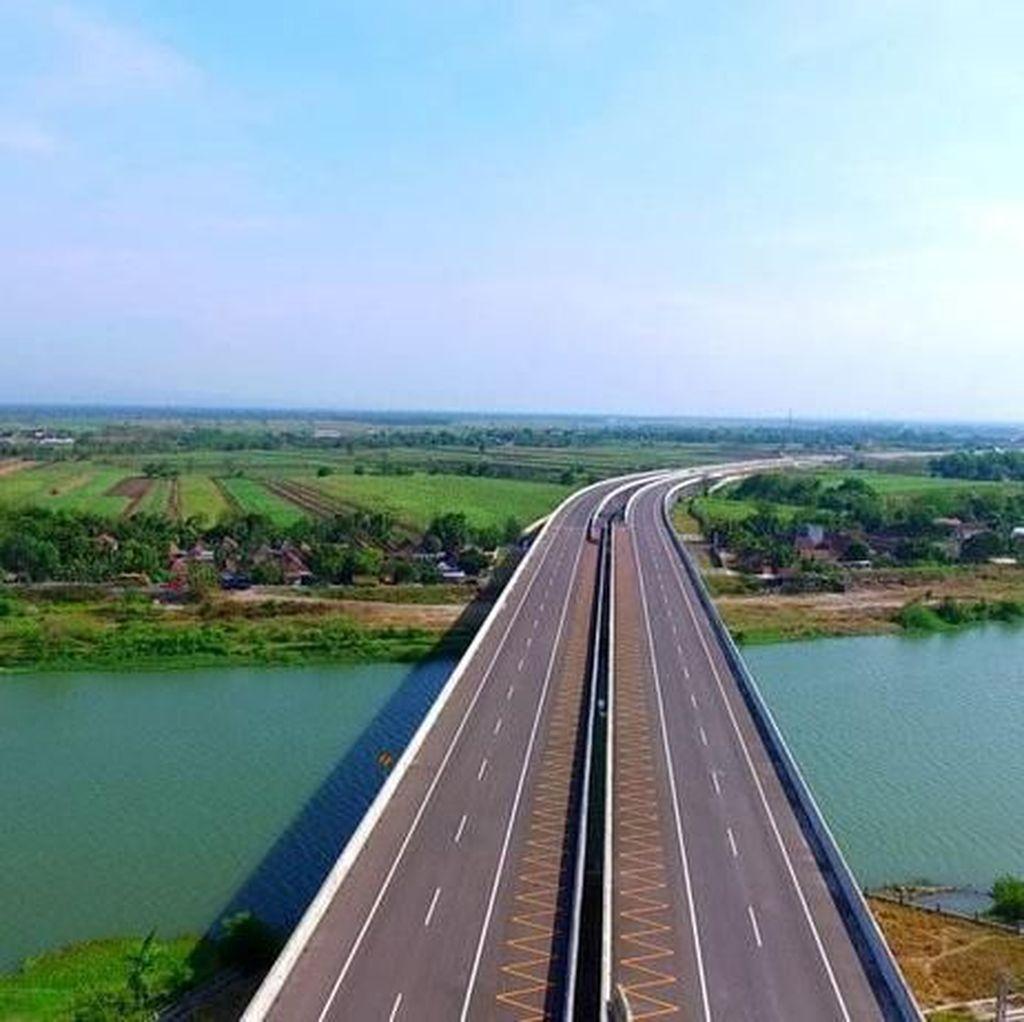 Deretan Tol yang Dioperasikan dalam 4 Tahun Jokowi-JK