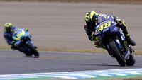 Rossi: Bukan Hari yang Bagus untuk Mengetahui Situasi Yamaha