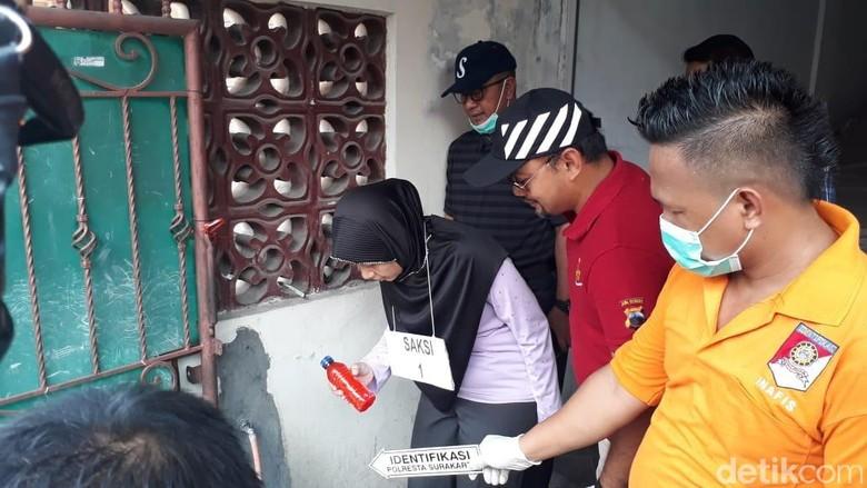 Polisi Gelar Rekonstruksi Kasus Pencemaran Air PDAM Solo