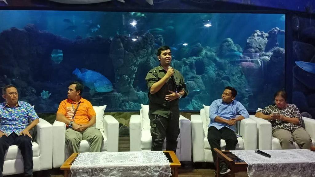 LIPI: Racun Ubur-ubur di Ancol Dikategorikan Ringan