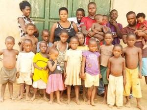 Kisah Perjuangan Hidup Wanita Paling Subur yang Lahirkan 44 Anak